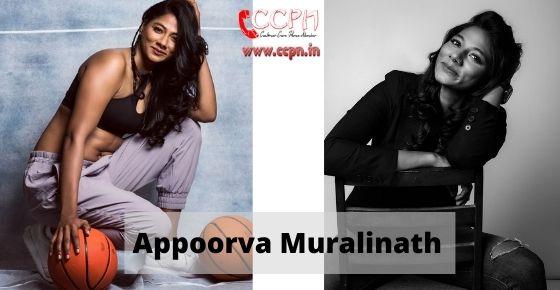 How to contact Appoorva-Muralinath