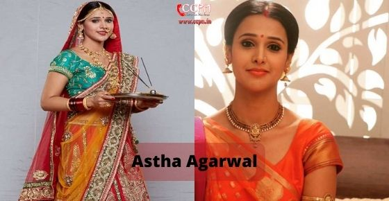 How to contact Astha Agarwal