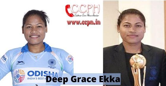 How to contact Deep-Grace-Ekka