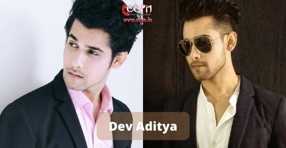 How to contact Dev Aditya