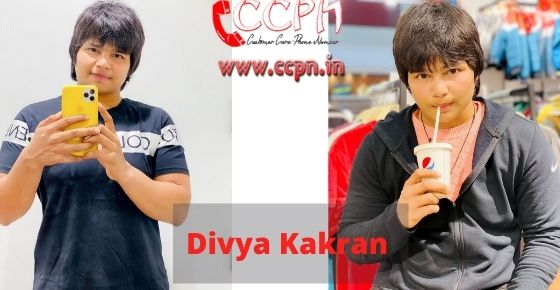 How to contact Divya-Kakran