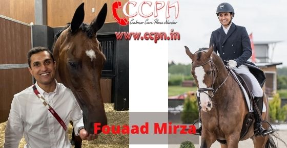 How to contact Fouaad-Mirza