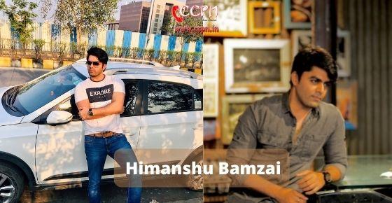 How to contact Himanshu Bamzai