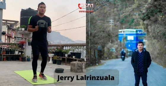 How to contact Jerry Lalrinzuala
