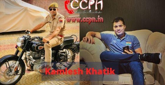 How to contact Kamlesh-Khatik