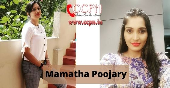 How to contact Mamatha-Poojary