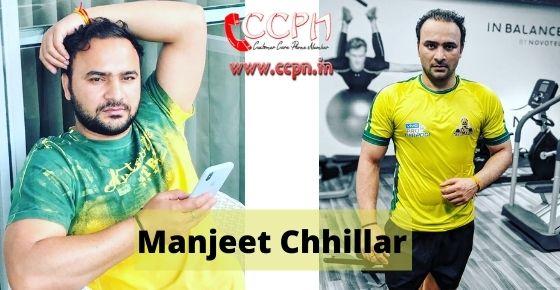 How to contact Manjeet-Chhillar