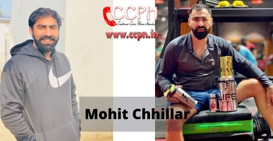 How to contact Mohit-Chhillar