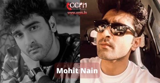 How to contact Mohit Nain
