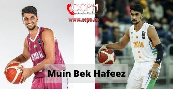 How to contact Muin-Bek-Hafeez