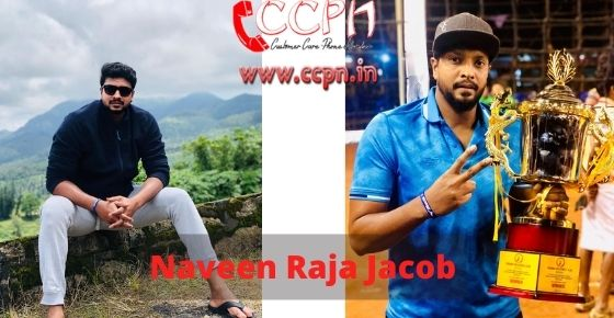 How to contact Naveen-Raja-Jacob
