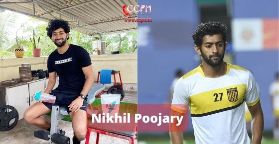How to contact Nikhil Poojary