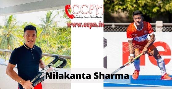 How to contact Nilakanta-Sharma