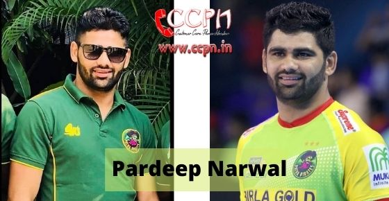 How to contact Pardeep-Narwal