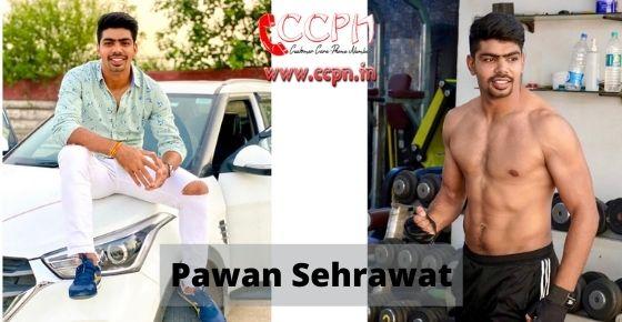 How to contact Pawan-Sehrawat