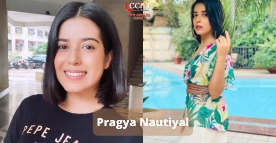 How to contact Pragya Nautiyal
