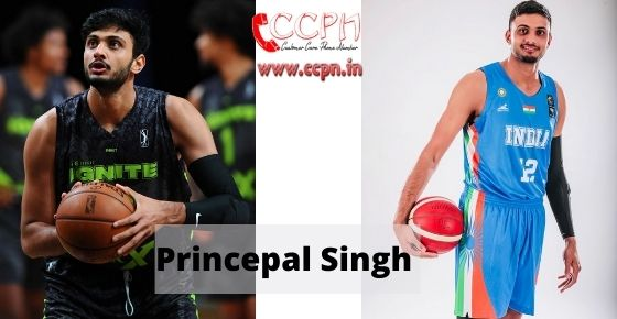 How to contact Princepal-Singh