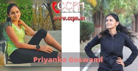 How to contact Priyanka-Goswami
