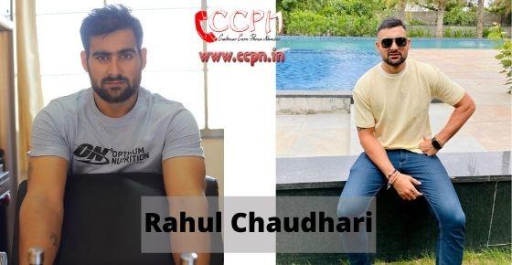 How to contact Rahul-Chaudhari