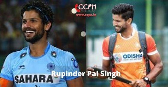 How to contact Rupinder Pal Singh