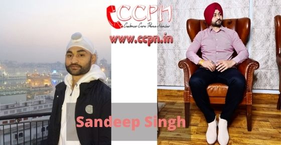 How to contact Sandeep-Singh