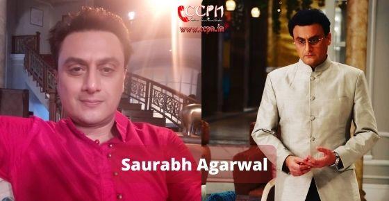 How to contact Saurabh Agarwal
