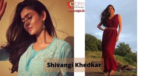 How to contact Shivangi Khedkar