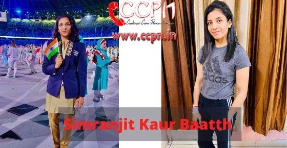 How to contact Simranjit-Kaur-Baatth