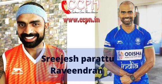 How to contact Sreejesh-parattu-Raveendran