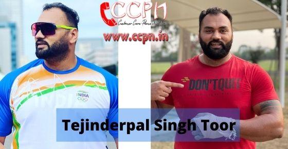 How to contact Tejinderpal-Singh-Toor