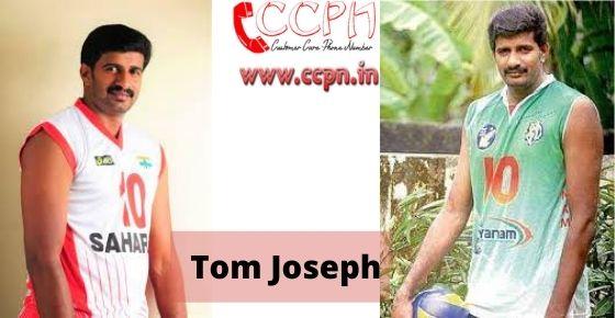 How to contact Tom-Joseph