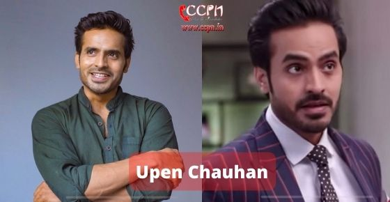 How to contact Upen Chauhan