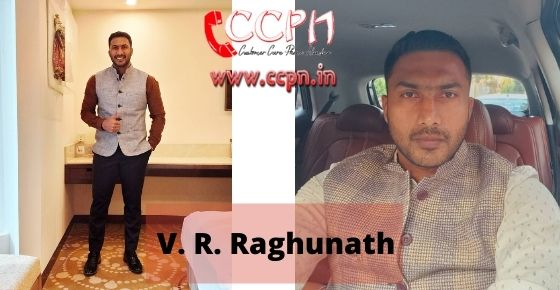 How to contact V.-R.-Raghunath