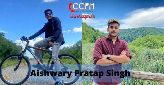 How to contact Aishwary-Pratap-Singh