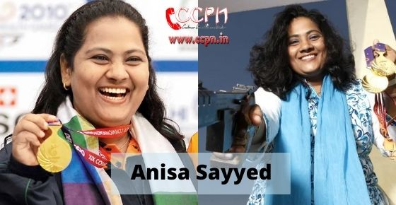 How to contact Anisa-Sayyed