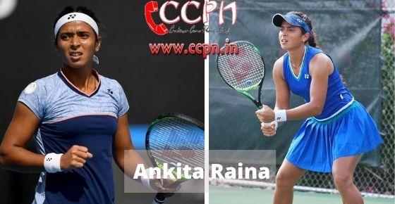 How to contact Ankita-Raina
