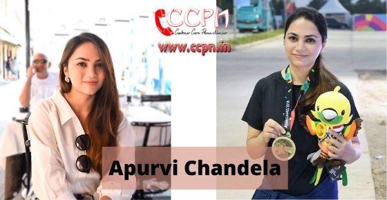 How to contact Apurvi-Chandela