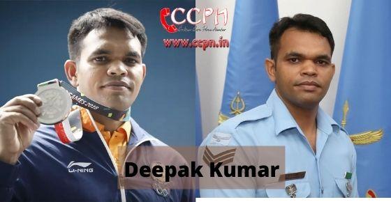 How to contact Deepak-Kumar