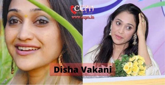 How to contact Disha-Vakani
