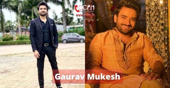 How to contact Gaurav-Mukesh