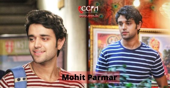 How to contact Mohit-Parmar