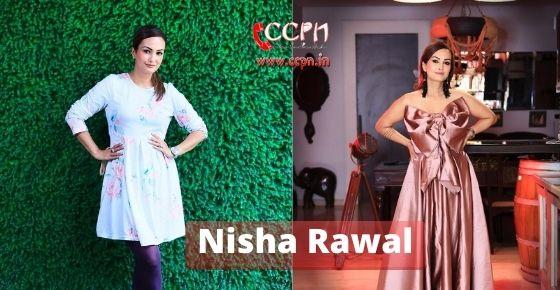 How to contact Nisha-Rawal