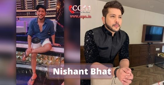How to contact Nishant-Bhat