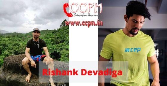 How to contact Rishank-Devadiga