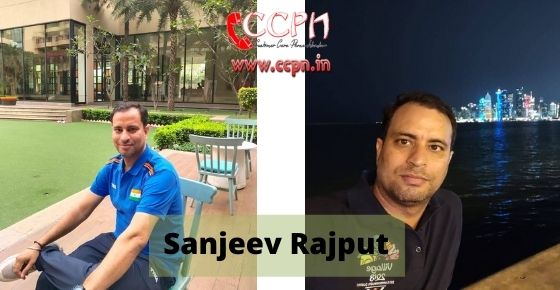 How to contact Sanjeev-Rajput
