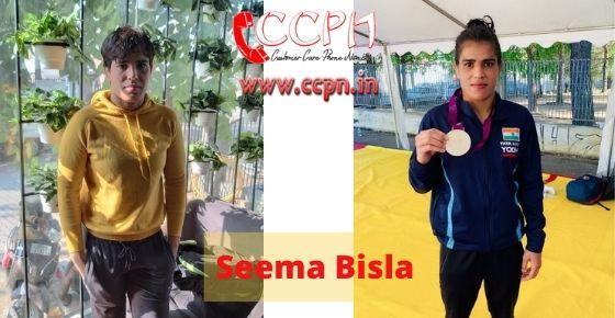 How to contact Seema-Bisla