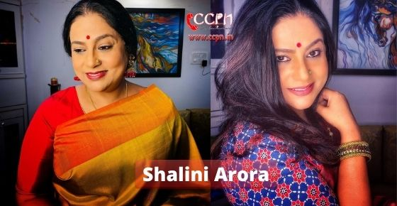 How to contact Shalini-Arora