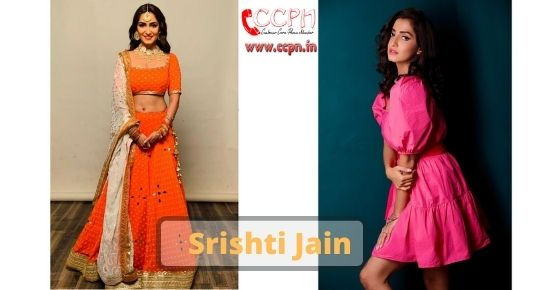 How to contact Srishti-Jain