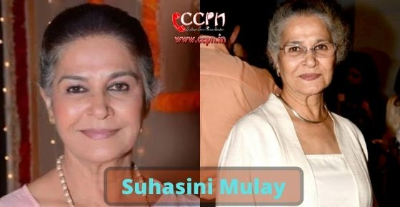 How to contact Suhasini-Mulay