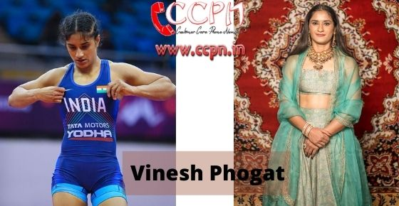 How to contact Vinesh-Phogat